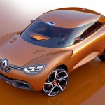 Renault to develop production version of Captur concept and two other vehicles based on new Nissan Qashqai platform