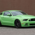 UNVEILED: 2012 Mustang from Ford Racing