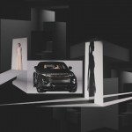 Victoria Beckham unveils special edition of Evoque in Beijing