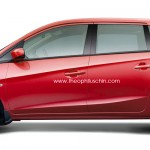 Honda Brio MPV to Debut in 2014