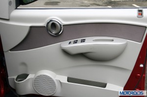 Mahindra Quanto front door panel