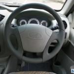 Mahindra Quanto steering