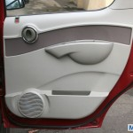 Mahindra Quanto door panel