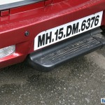 Mahindra Quanto rear foot step