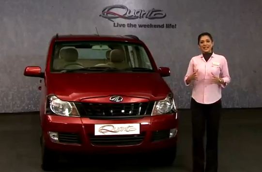 Mahindra Quanto official videos about its features in English and Hindi