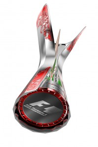 Michael Foley creates trophy for 2012 Airtel Indian Grand Prix