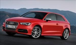 New Audi S3 Revealed