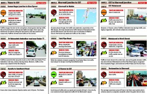 Mumbai Traffic Police Launches Real Time Traffic Guide