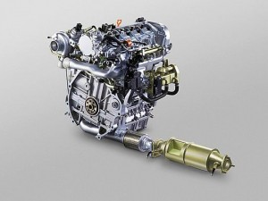 Honda Civic with 1.6 Litre i-DTEC Engine to be Showcased at Paris