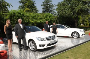 Mercedes-Benz C-Class & E-Class Sport Edition Launched