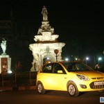 New Ford Figo drive: One night with Rampyari