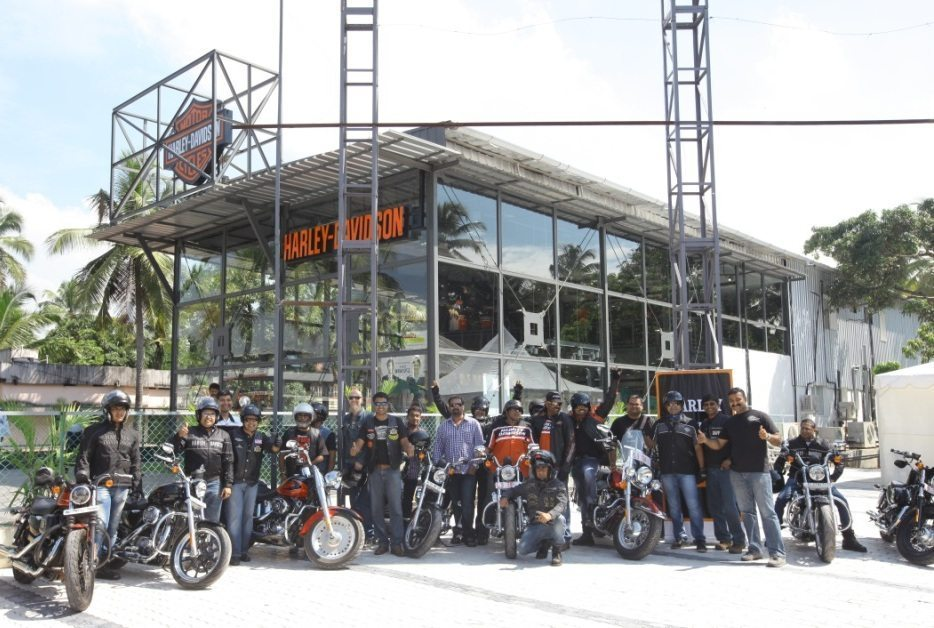 Harley-Davidson opens new dealership in Kochi