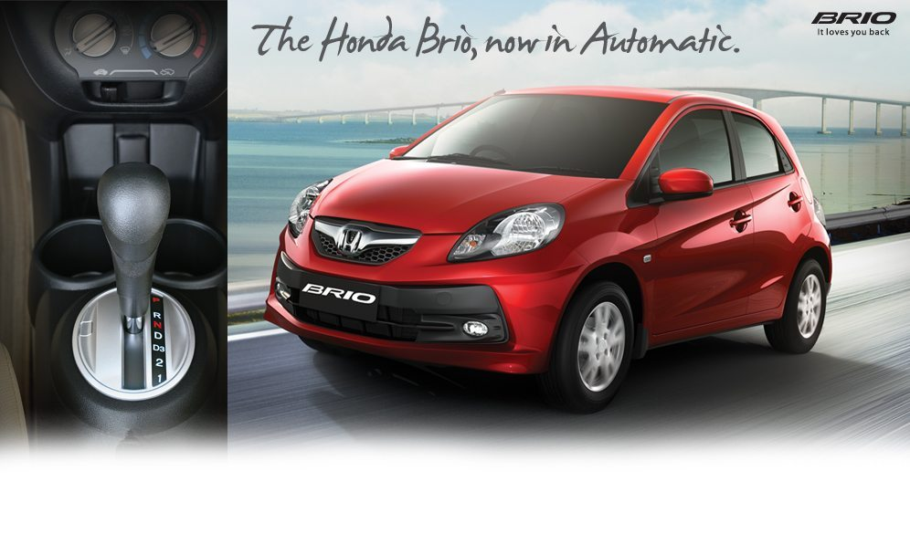 Honda launches Brio Automatic at Rs 5.74 lakh, introduces VFM EX variant