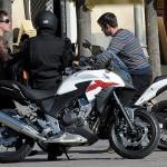 Honda CBR 500 2