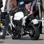 Honda CBR 500 clear images