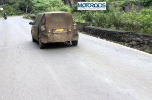 Tata Indica XL Mini-MPV Caught Testing