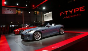 "Autoweek Awards Jaguar F-Type ""Best of Show"""