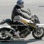 KTM Duke 390 Caught Testing ?