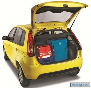 New Ford Figo boot