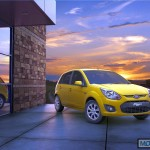 Auto Sales: Ford India sells 10,948 cars in October 2012