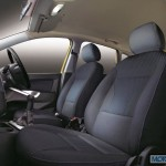 New Ford Figo front seats