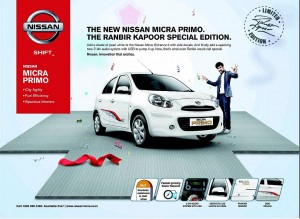 Nissan India Launches Micra Primo Edition