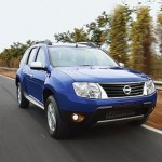 Nissan Duster to Come by Diwali 2013