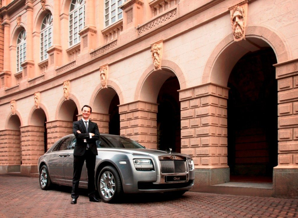 Rolls Royce to Celebrate Mumbai's Art Deco Heritage