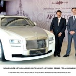 Rolls Royce India Appoints Navnit Motors as Dealer for Ahmedabad