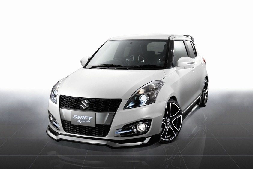 New Suzuki Swift Sport to be Showcased at Sydney Motor Show