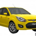New Ford Figo Facelift front