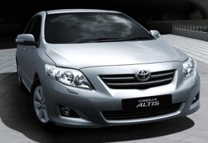 Toyota India Announces Voluntary Recall of Corolla Altis and Camry