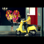 Piaggio to Launch Vespa TVC