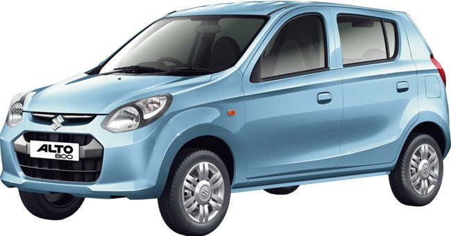 New 2013 Maruti Suzuki Alto 800 Launched at Rs 2.44 lakh: Price, images, specs and all the details-October 17, 2012-frost-Blue.jpg