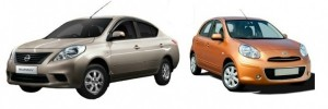Exciting Offers on Nissan Micra and Sunny