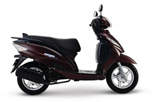 TVS appoints Dentsu Communications for Wego Scooter