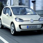 Volkswagen Up Diesel to Debut in 2013