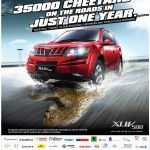 Mahindra XUV 500 AWD Bookings Reopen
