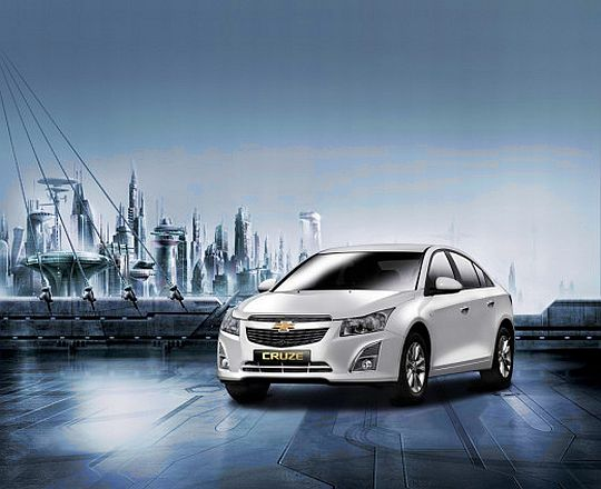 2013 Chevrolet Cruze facelift launched in Malaysia