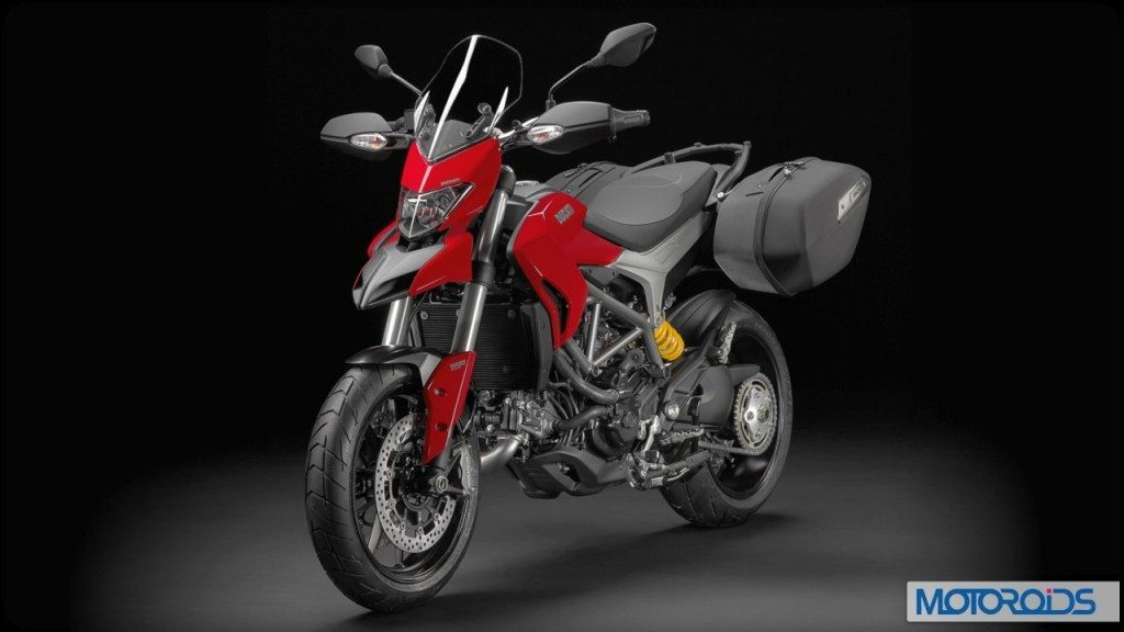 2013 Ducati models: Say hello to the Hyperstrada