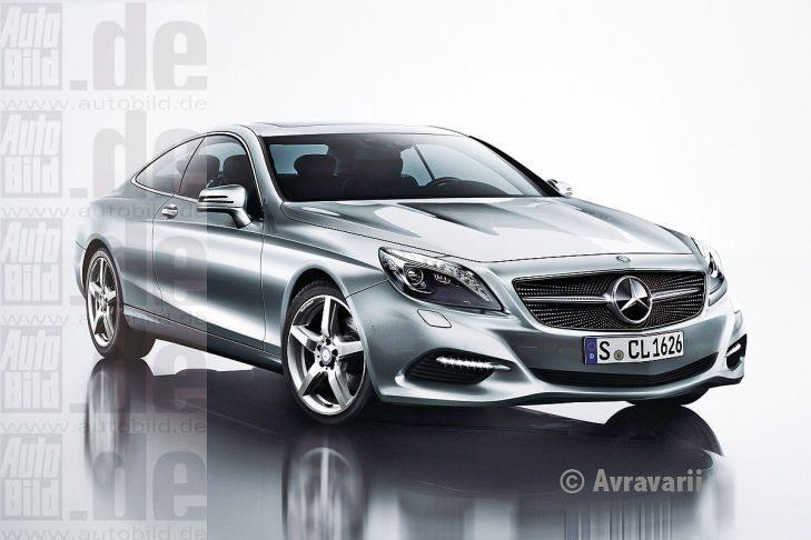 2014 Mercedes S Class Coupe 2 Widzieliście Mercedesa Klasy S Coupe?