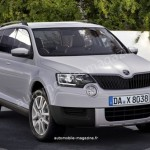 Skoda Polar to Challenge the Renault Duster