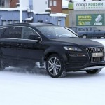 Next Generation Audi Q7 to be Lighter. Caught Testing