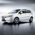 Chevrolet Springo is the Sail EV. Unveiled in China
