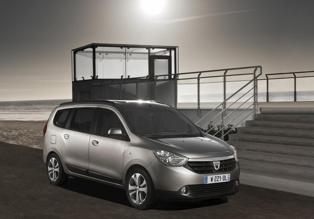 Renault to Bring Dacia Lodgy MPV to India