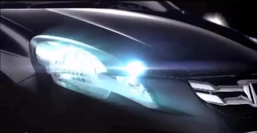 More of Honda Brio Amaze Revealed in a Video