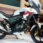 2013 Honda CB150X Adventure Motorcycle Unveiled