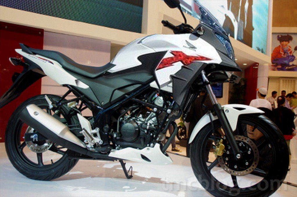 Recently Unveiled 500cc Trio From  Bike Maker Honda Now Honda Has