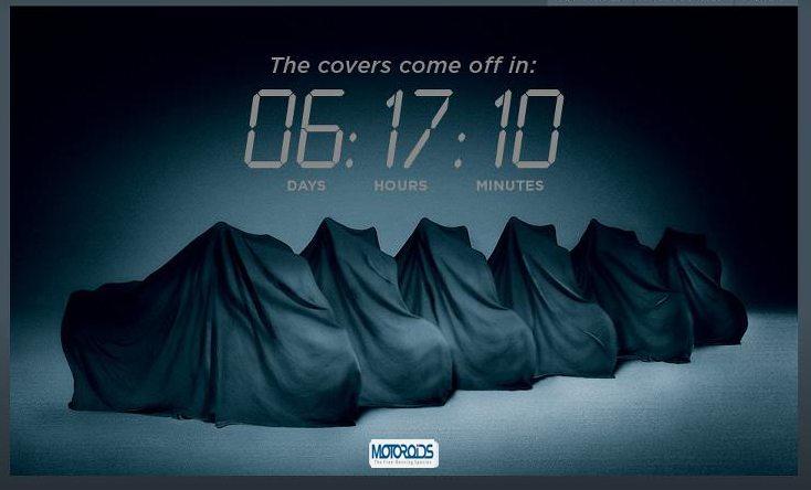 Honda CBR500, CB500 & CB500X to be Unveiled on November 12