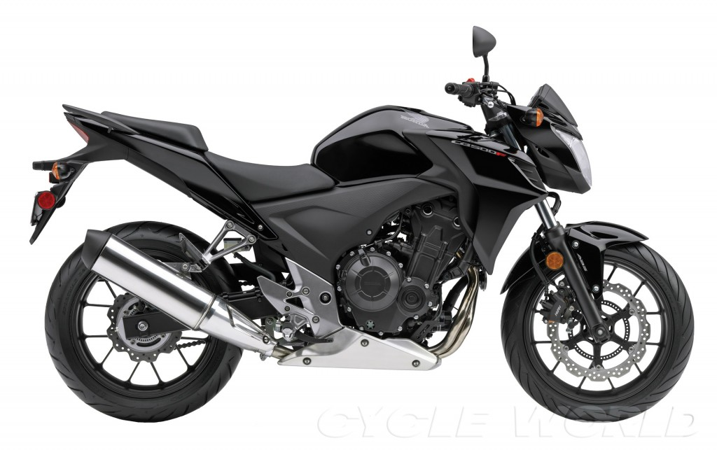 More details emerge on the Honda CBR400R for India